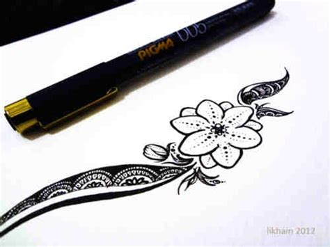 filipino flower tattoo designs saguita drawing cliparts co