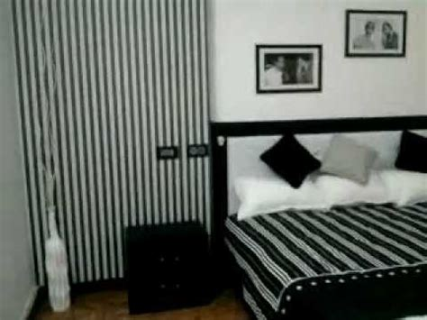 black and white interior design for your home decor og idolza interior design a black and white bedroom kerala home