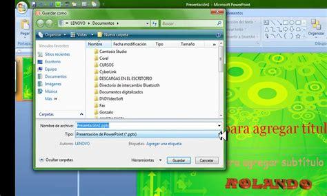 tutorial powerpoint 2007 gratis como hacer nuevos dise 241 os para powerpoint 2007 gratis