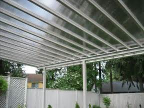 Lexan Patio Cover patio covers seattle patio canopy deck bellevue