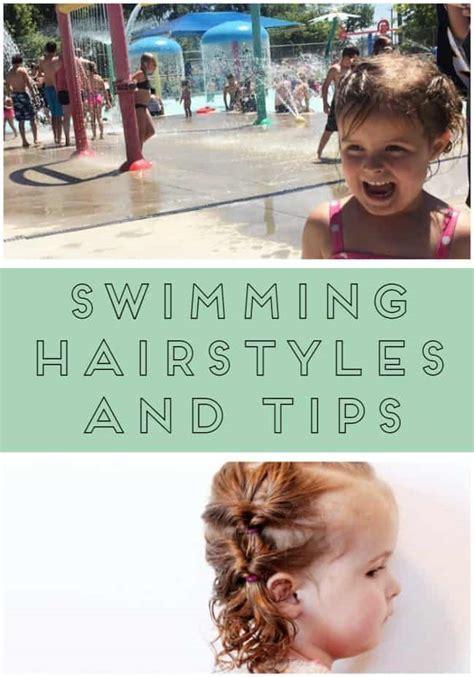 Swimming Hairstyles And Tips Thirty Handmade Days