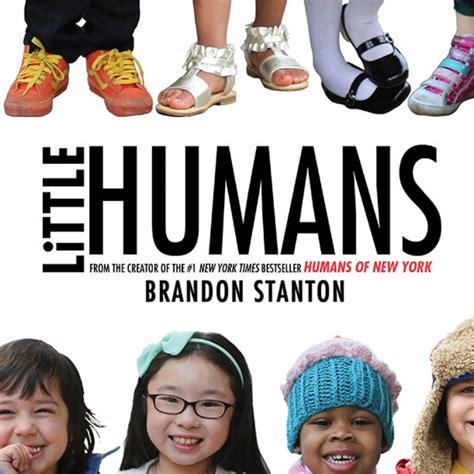 libro humans of new york little humans un libro que retrata a los peques de nueva york foto 1