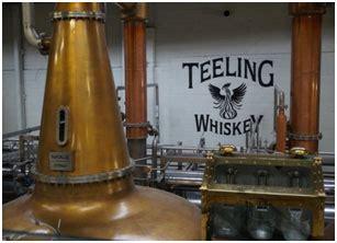 comptoir irlandais rouen zoom sur la distillerie irlandaise teeling le comptoir