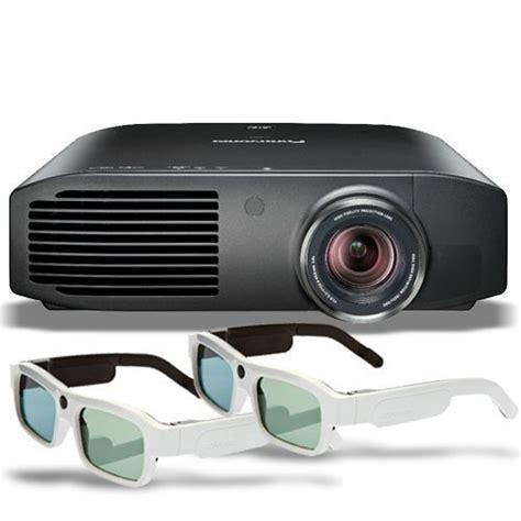 Proyektor Panasonic Pt Ae8000u panasonic pt ae8000u hd 3d home theater projector 2 pairs of xpand 3d glasses jodieemnb