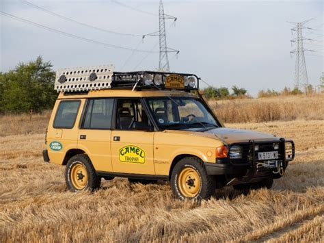 land rover camel land rover discovery 300 camel trophy 1995 catawiki