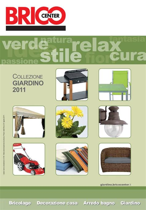 brico catalogo giardino bricocenter giardino by gaetano nicotra issuu