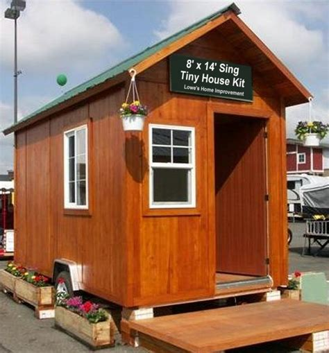 mini house kits you can build this tiny house from a kit solid build small