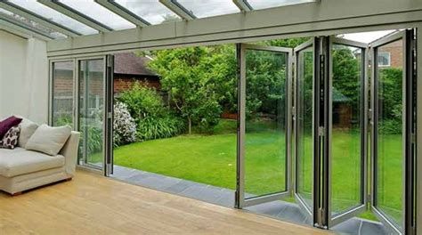 Patio Doors Leicester Bifold Doors Bi Fold Patio Folding Sliding Doors Leicester