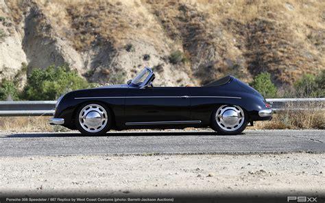 Porsche 356 Custom by West Coast Customs 356 987 Sells In Vegas P9xx