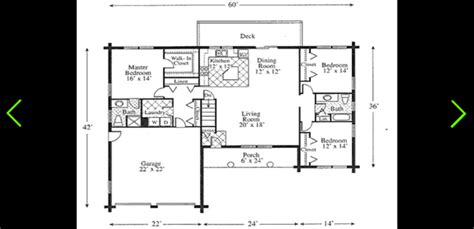 clearwater floor plan the clearwater is a ranch style log home treetop log