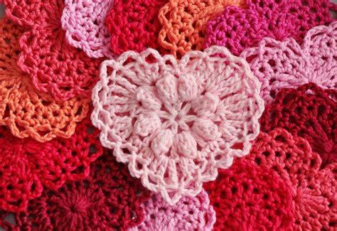 crochet heart pattern pinterest grandma s heart free crochet heart pattern crochet