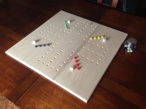 aggravation board template wahoo aggravation board by ncc123 lumberjocks