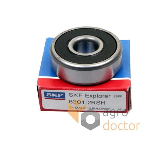 6301 2rs skf groove bearing oem 237943 0 for