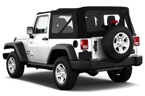 jeep wrangler back 2015 jeep wrangler reviews and rating motor trend