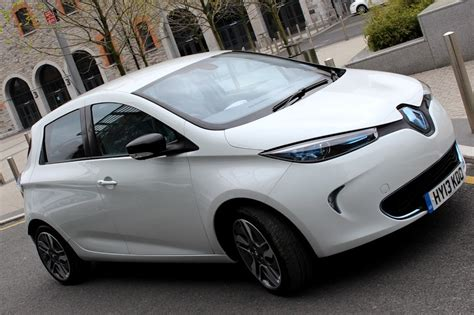 Electric Cars Ireland Price Car Travel Magazine Renault Launches Zoe Electric