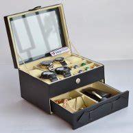 Tempat Jam Tangan Jumbo Isi 10 Brown Kotak Jam Box jual beli tempat penyimpanan dan rak murah
