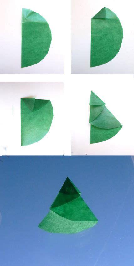Bäume Basteln Aus Papier by Die Besten 25 Papierb 228 Ume Ideen Auf Krippe