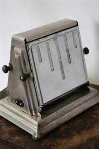 I Like Toasters Antique Ge Hotpoint Toaster Side Loading Toaster No Cord