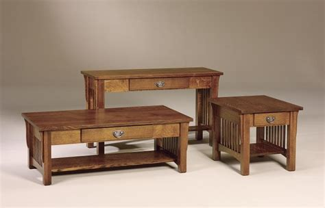 mission style occasional tables amish made mission style occasional tables cubic end table