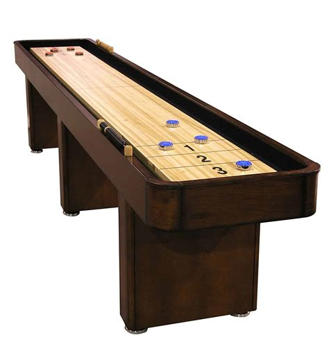 how is a shuffleboard table 15 best shuffleboard tables reviews updated 2018