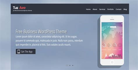 theme wordpress landing page free 30 wordpress landing page theme free premium xoothemes