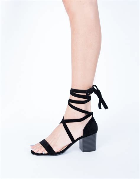 black lace up sandal heels lace up block heel sandals suede lace up sandals camel