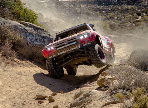 baja car honda ridgeline baja race truck conquers baja 1000 187 honda