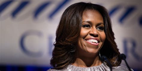 want to see a picture of michelle obama with new haircut happy birthday michelle obama this is why you re amazing