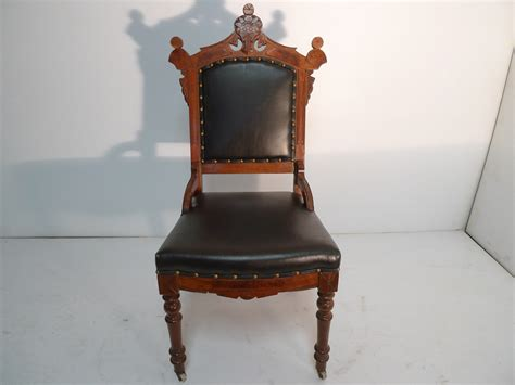 victorian couches for sale victorian period eastlake walnut parlor chair black