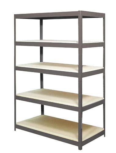 menards shelving boards edsal 5 shelf steel storage rack 72 quot h x 36 quot w x18 quot d at menards 174
