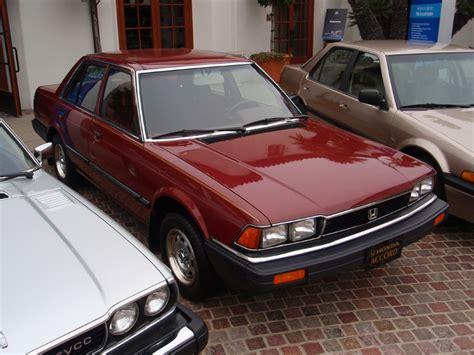 1987 honda accord hatchback