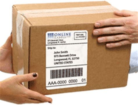 shipping labels shop printable shipping labels for