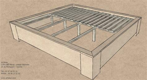cadre lit futon lit pour tatami et futon 233 b 232 nart 233 b 232 n