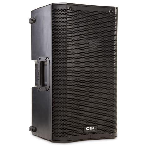Speaker Qsc qsc k10 k series active pa speaker single dv247