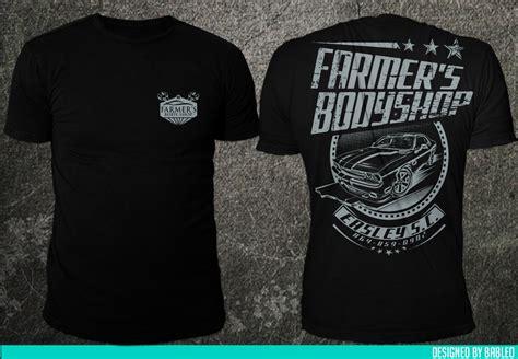 design t shirt shop bold modern t shirt design for farmer s body shop by