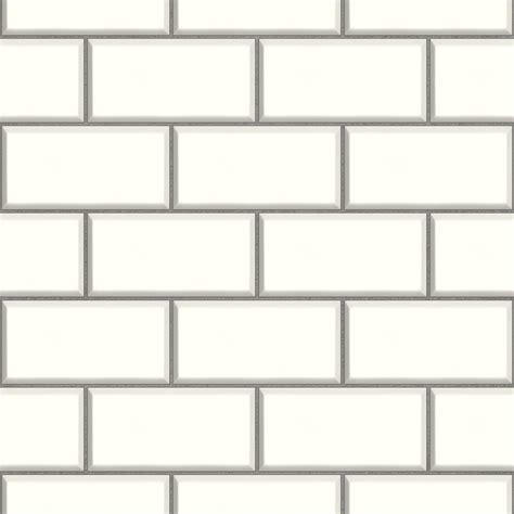 white tiles ceramic brick stock vector illustration of fine decor ceramica kitchen bathroom wallpaper