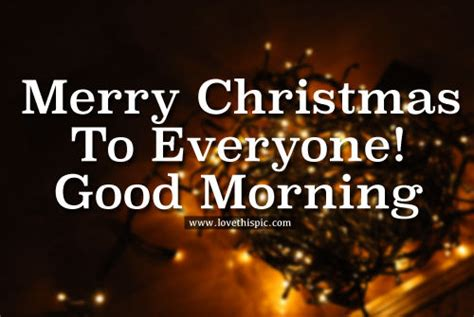 merry christmas   good morning pictures   images  facebook tumblr
