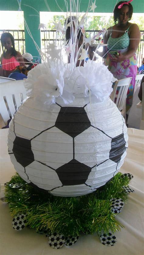 soccer centerpieces best 20 soccer centerpieces ideas on soccer