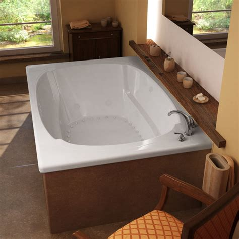 Corner Bathtub 48 X 48 by Venzi Grand Tour Aqui 48 X 78 Corner Air Whirlpool