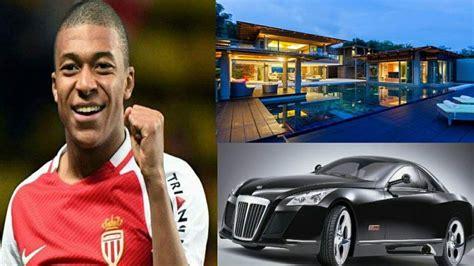 kylian mbappe youtube kylian mbappe biography income car salary house lifestyle