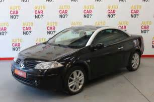 occasion renault megane 2 coupe cabriolet 1 9 dci confort