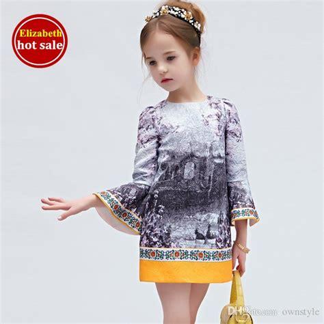 2017 wlmonsoon baby clothes designer dresses
