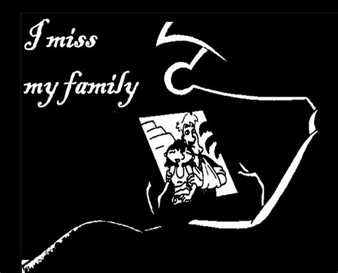 i miss my ha i miss my family by chave lpz on deviantart