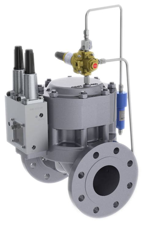 Dresser Valve Division by Fluid Gas Flow Equipment