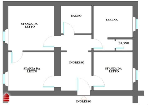 progetto appartamento 80 mq progetto 70 mq progetto casa moderna dwg with progetto 70