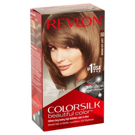 Revlon Colorsilk revlon or loreal hair color revlon hair color light ash