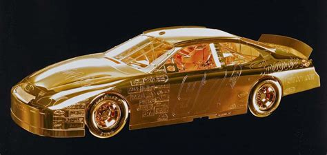 Gold Plated Cars For Sale by Model Makers Michael Dunlap