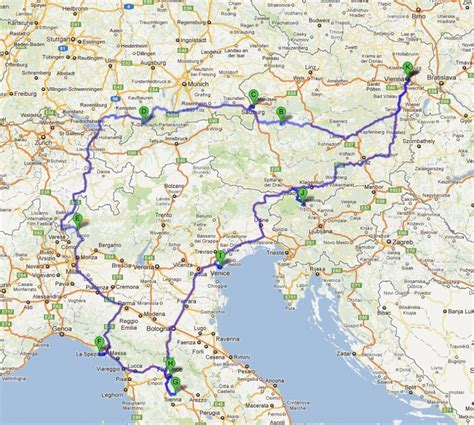 map for trip planning maps update 785550 travel planning map of europe