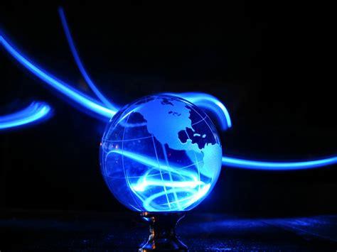 led lighting for artwork soul amp strange glass earth globe led photo art