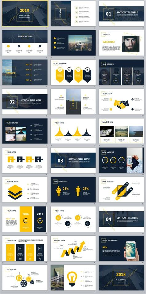 best powerpoint templates for 2018 improve presentation